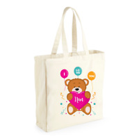 Nan Gift Birthday Bag Personalised To Be Mothers Day Present Tote Gift Idea
