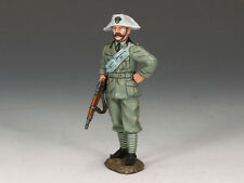 King and Country Ww11 Italian Forces CARABINIERA Holding Carbine IF024 REDUCED