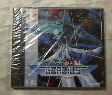 NEC PC ENGINE Hu card GRADIUS KONAMI BRAND NEW TurboGrafx16 Japan