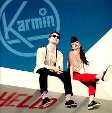 KARMIN Hello CD BRAND NEW
