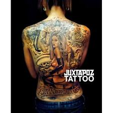 Juxtapoz Tattoo Hard Cover