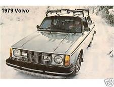 1979 Volvo   Refrigerator Magnet