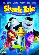 Will Smith Shark Tale DVD Movies