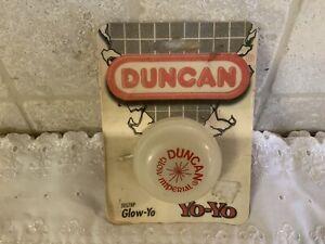 Duncan Glow Imperial Glow-Yo Yo-Yo 3057NP Vintage 1994 Glow In the Dark YoYo