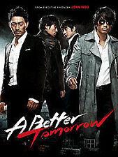 A Better Tomorrow 2012 (DVD, 2012)