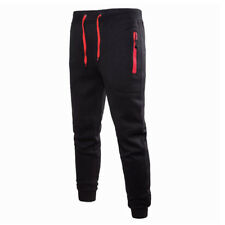 Men Sport Pants Long Trousers Tracksuit Fitness Workout Joggers Gym Sweatpants
