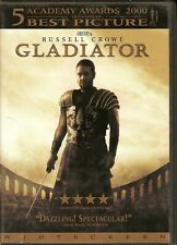 """""""Gladiator"""" (Dreamworks Dvd 2003) Roman spectacular (Russell Crowe)"""