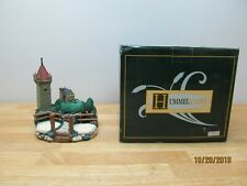 "Vintage Hummelscape ""Strolling Through The Park"" Goebel 1996 #937 Hummel"