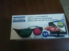 3D Vision Deluxe Glasses