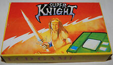 RARE VINTAGE SUPER KNIGHT LCD HANDHELD GAME BY SUNWING/SUN WING IN BOX/BOXED/NOS