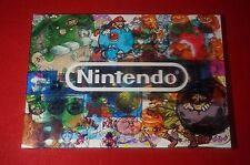 RARE NINTENDO Company brochure Book Not for sale 2011 Mario Zelda Wii Swich U