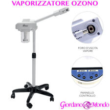Vaporizzatore professionale ozono con Carrello pulizia Viso estetica Melcap