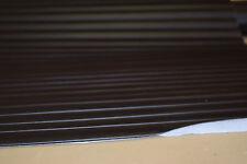 "1"" Vinyl Pleats Black Automotive/Marine Upholstery heat sealed"