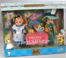 Doll Lewis Caroll Alice In Wonderland Disneyland Disney Disneyana carol Xmas Toy