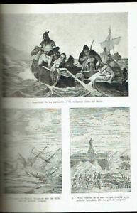 En la ruta del Polo Norte (1ª parte) / La tragedia del Polo, 2 obras en 1 volume