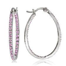 Heat & Pressure Pink Fine Earrings