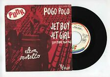 45 RPM SP ELTON MOTELLO POGO POGO