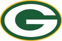 "Green Bay Packers NFL Color Die Cut Vinyl Decal / Sticker Greenbay 3""-26"""