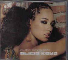 Alicia Keys-You Dont Know My Name Promo cd single