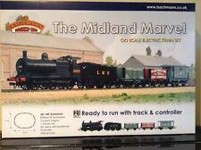 Bachmann 30-105. The Midland Marvel 00 Scale Electric Train Set. BNIB.