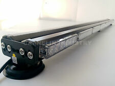 1200MM RECOVERY DOUBLE SIDE 288W LED LIGHT BAR BEACON WARNING TRUCK STROBE AMBER