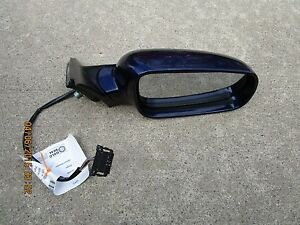 04 VOLKSWAGEN PASSAT GLS 1.8L I4 MPI PASSENGER RIGHT SIDE HEATED DOOR MIRROR