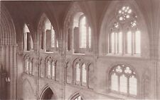 The Choir & Carved Stone Windows Of Cathedral, RIPON, Yorkshire - Cox RP