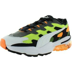 Puma Mens Cell Alien OG Lifestyle Low Top Running Shoes Sneakers BHFO 0916