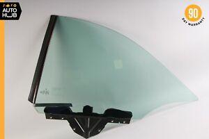 98-03 Mercedes W208 CLK320 CLK430 CLK55 Rear Left Side Quarter Window Glass OEM