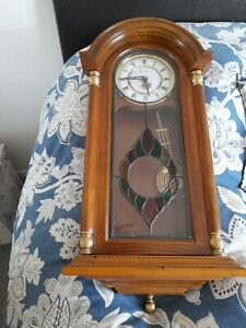 PRESIDENT WESTMINSTER CHIME 1960S WALL CLOCK