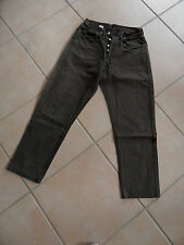 Herren Jeans REPLAY 901 Regular in dunkelbraun Gr. 31