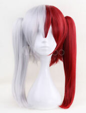My Hero Academia Shoto Todoroki Girl Version Halloween Cosplay Wig
