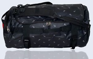 The North Face Basecamp Duffel Bag Backpack New LARGE - TNF Logo
