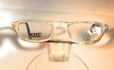 CliC Magnetic Connection Reading Glasses Limited Edition: Matte Marble Sand