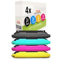 4x Toner für Samsung CLX-3305-W CLP-360-ND Xpress C-460-FW C-467-W SL-C-460-W