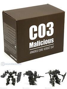 Armored Core Verdict Day CO3 Malicious Verdict Day Robot MIB Limited Edition