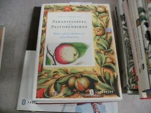 Paradiesapfel und Pastorenbirne von Erika Schermaul   gebunden