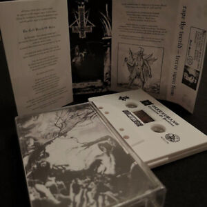 ABIGOR - höllenzwang (chronicles of perdition) TAPE Music Cassette
