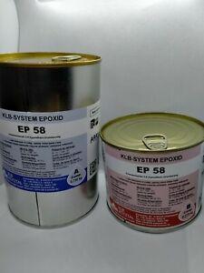 Epoxidharz Mörtel Reparaturmörtel Polymerbeton hoch belastbar Industrienmörtel