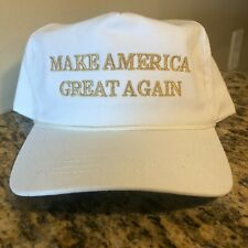 PRESIDENT DONALD TRUMP OFFICIAL CAMPAIGN GOLD MAGA MAKE AMERICA GREAT AGAIN HAT