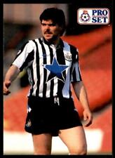 Pro Set Football 1991-1992 Newcastle United Mick Quinn #183