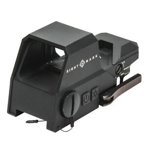 Sightmark Ultra Shot R-Spec Reflex Sight Red Dot For Tactical Hunting