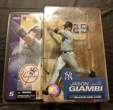 McFarlane MLB Series 5 Jason Giambi New York Yankees Pinstripes Chase Variant