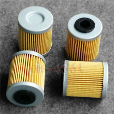 4pcs Fit For KTM SXS 450 525 400 520 690 660 625 SC 625 Motorcycle Oil Filter