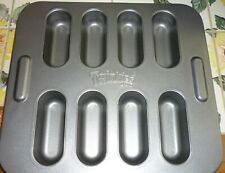 New listing Non Stick Twinkie Pan 8 Ct Make your own Twinkies,Baby Corndogs or Minion Maker