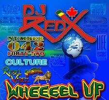 RED-X SOUND WHEEL UP 2012 REGGAE CULTURE MIX CD