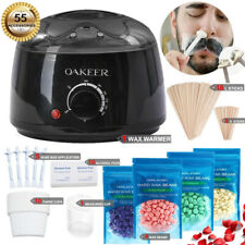Hot Wax Warmer Body Hair Removal Depilatory Wax Beans Waxing Beauty Electric