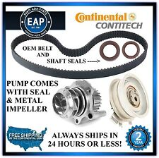 1999-2005 Golf Jetta Beetle 2.0 OEM Continental Timing Belt & Water Pump Kit NEW