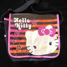 Sanrio HELLO KITTY Messenger Shoulder Tote Bag 13 x 10 x 4 with Strap