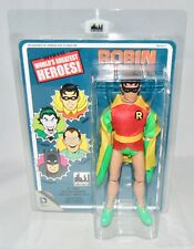 """New 2013 Figures Toy Company Official Worlds Greatest Heroes 8"""" Robin Sealed"""